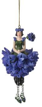 Korenbloem bloemenmeisje