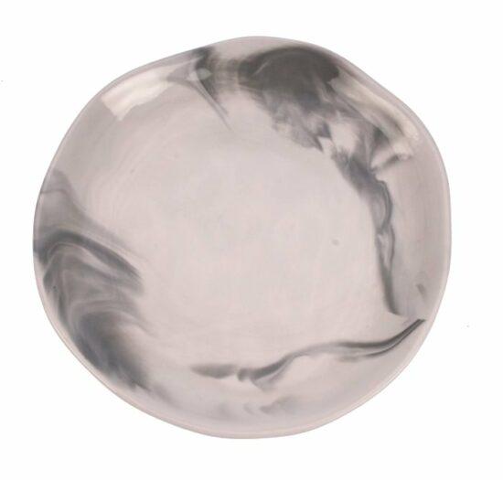 Bord gemarmerd grijs