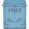 Nostalgische brievenbus Turquoiseantique