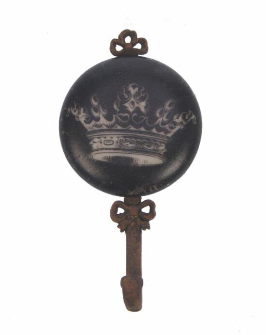 Wandhaak kroon