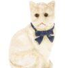Antique look spaarpot Kat