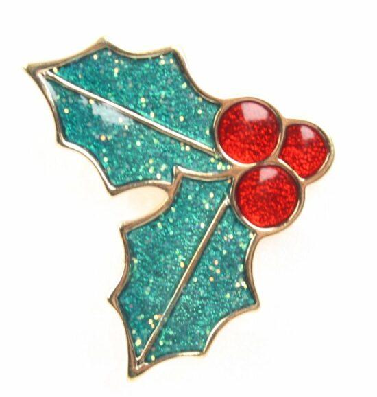 Kerst pin Hulst