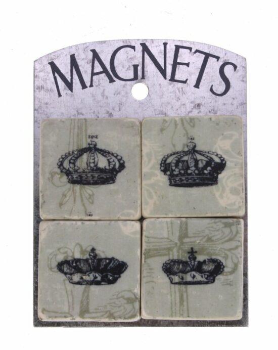 Magneetjes Kronen