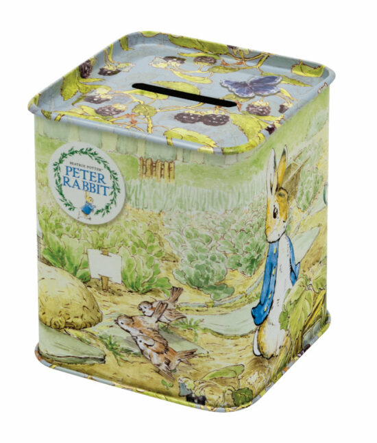 Spaarpot Peter Rabbit