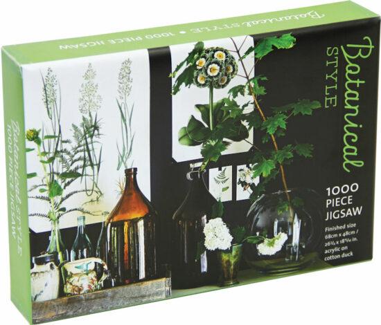Puzzel 1000 stukjes Botanical