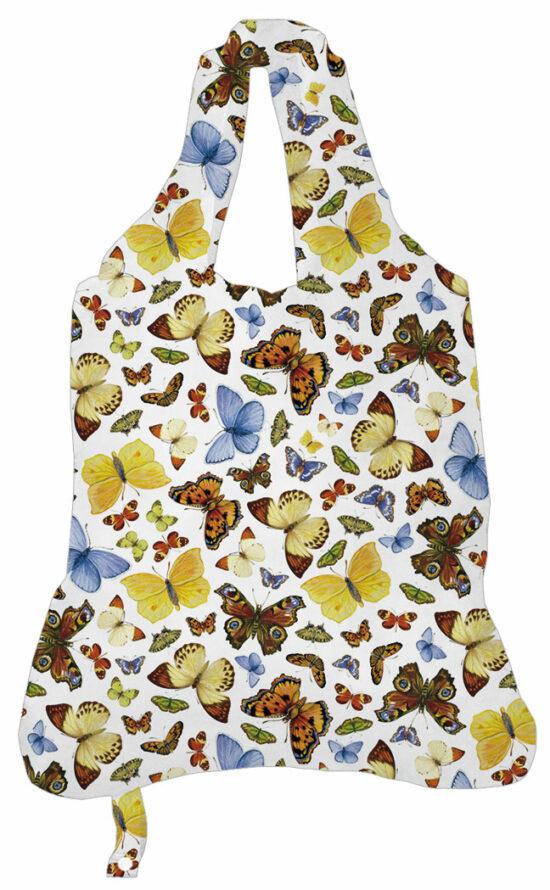 Vouwtas vlinders