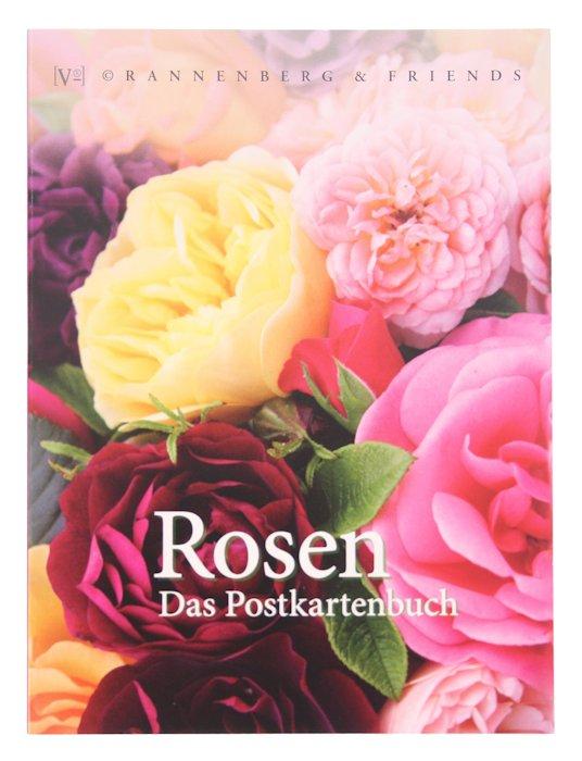 Boekje enkele kaarten Rozen