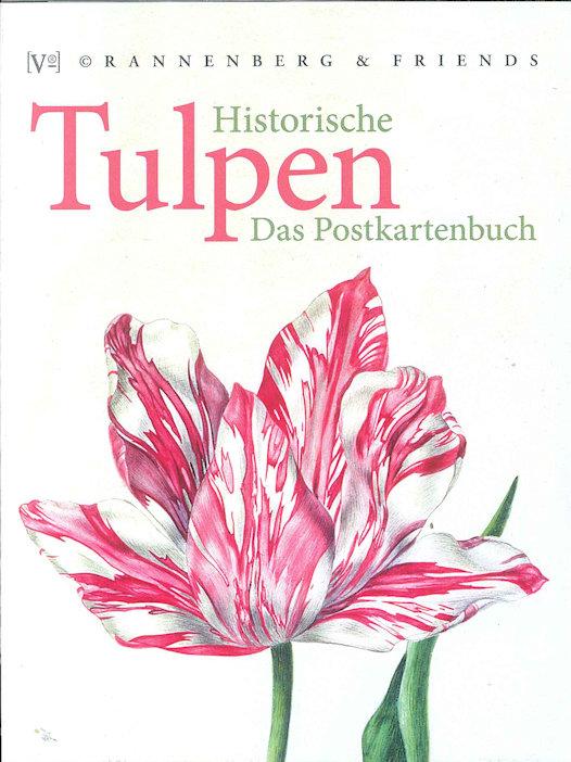 Boekje enkele kaarten Tulpen