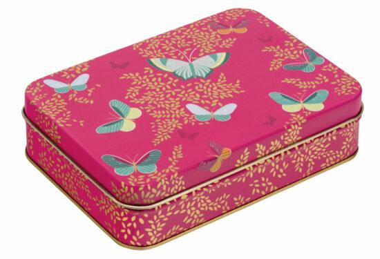 Blikje vlinders Sara Miller London