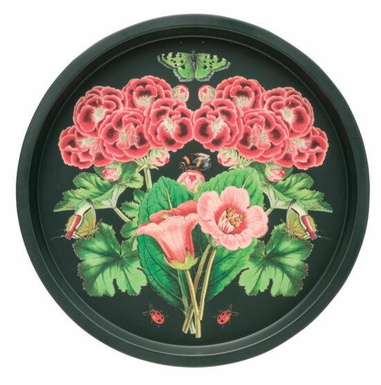 Dienblad metaal Botanisch Madame Treacle