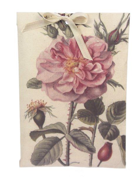 Geurzakje Botanische roos