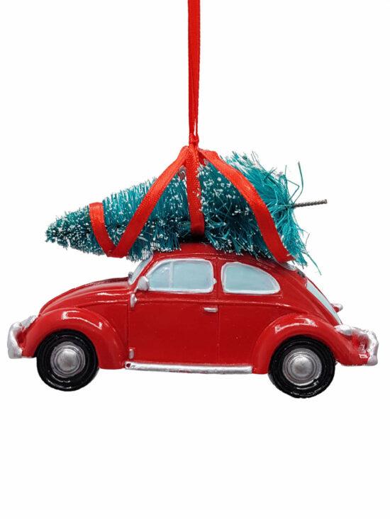 Volkswagen Kever Kerstornament