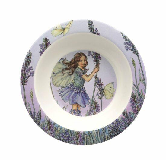 Schaaltje Flower Fairies lavendel