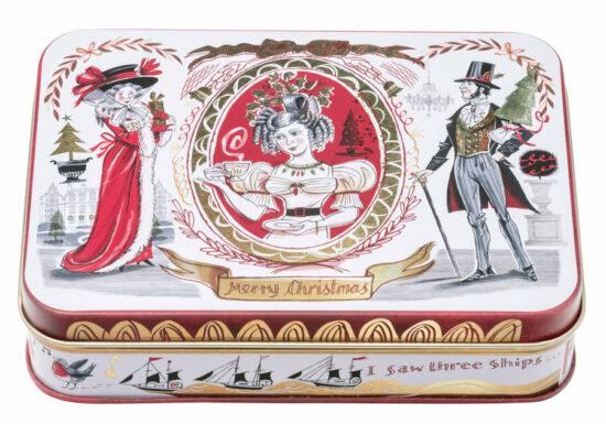 Blik Versailles Merry Christmas klein