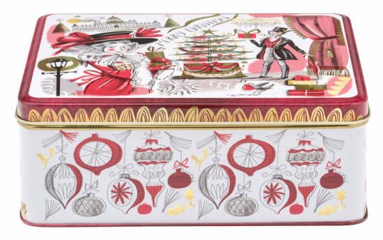 Blik Versailles Merry Christmas groot