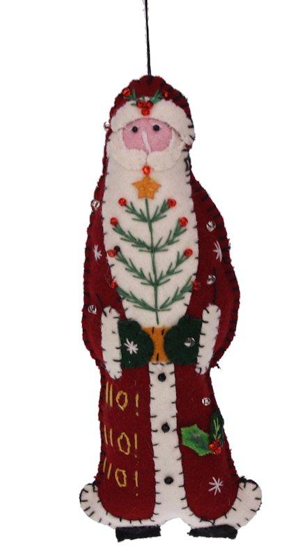 Kerstman Hohoho vilt