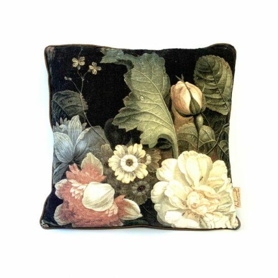 Kussen bloemen