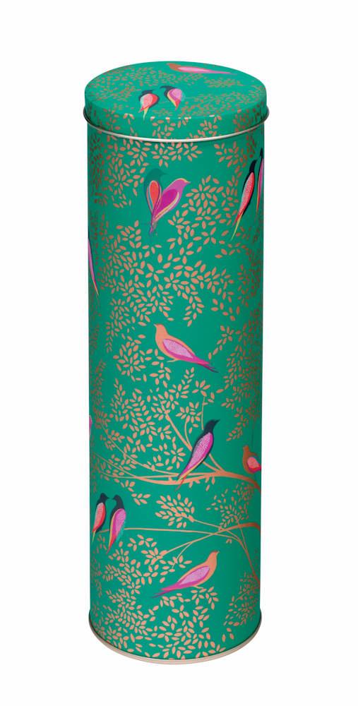 Blik hoog groen vogels Sara Miller London