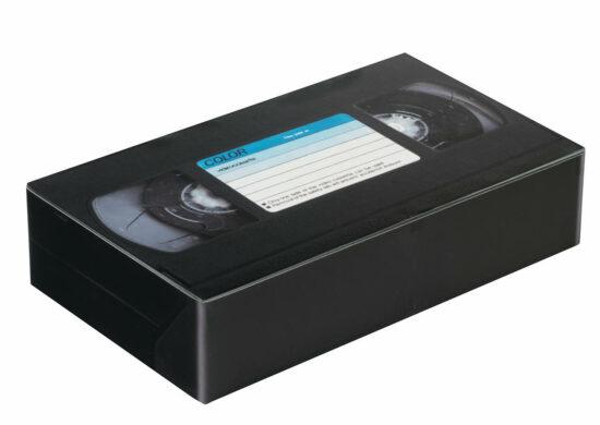 Blikje Videocassette